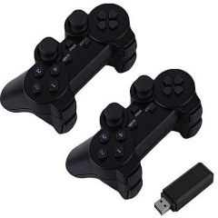 Double Wireless Gamepad Controller For PC