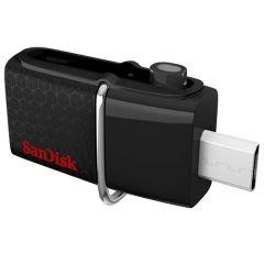 SANDISK OTG FLASH DRIVE 128GB