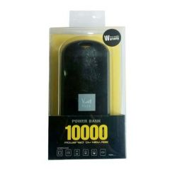 New Age 10,000mAh Power Bank - Black