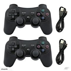 DOUBLE USB WIRELESS CONTROLLER PS3