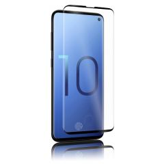 Galaxy S10 Screen Protector Full 3D Curved Edge Tempered Glass