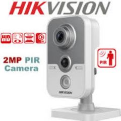 HIKVISION DS-2CE38D8T-PIR 2 MP Ultra-Low Light Cube PIR Camera with Microphone