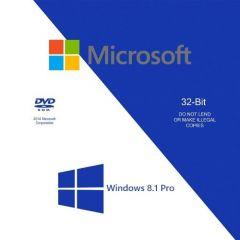 FQC-06987MICROSOFT WINDOWS 8.1 PROFESSIONAL 32BIT
