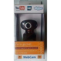 PC Camera (BC&IT) HD WebCam 3.0 Mega Pixel