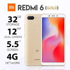Redmi 6 Gold 3GB RAM 32GB ROM
