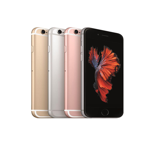 Apple iphone 6s 16GB (Rose/Grey)