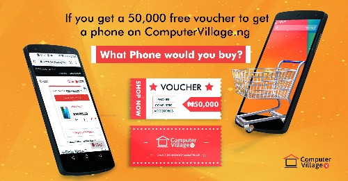 Win coupons to get the phone you so desire.
